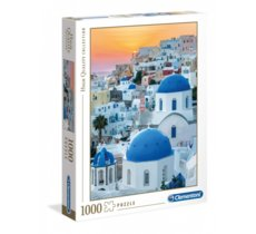 Puzzle 1000 elementów High Quality Collection - Santorini