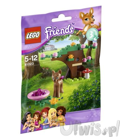 Lego Friends Las jelonka 41023