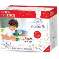 COOL SCIENCE Mikroskop 30x