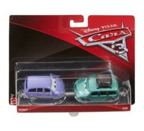 Mattel CARS 3 Dwupak Minny & Van Die-Cast Vehicle
