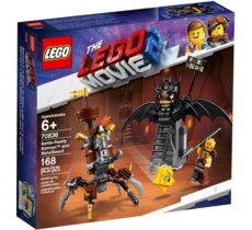 LEGO Klocki Movie Batman i Stalowobrody 70836