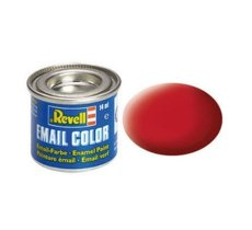 Email Color 36 Carmine Red Mat