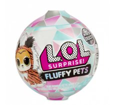 Figurka L.O.L. Surprise Fluffy Pets 1 szt.