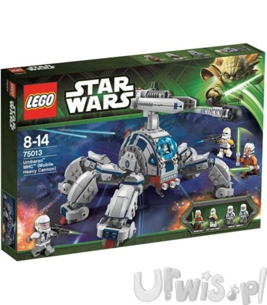 LEGO Star Wars Umbarran MHC L-75013