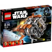 Star Wars Quadjumper z Jakku