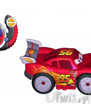 Simba RC Cars Junior Lighting McQueen