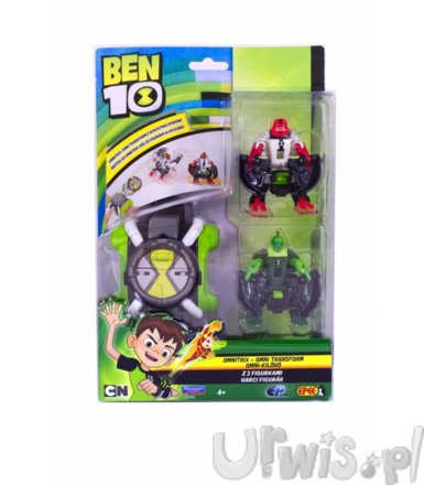 Ben 10 Omnitrix Omni Transform  Fourarms   WildVine