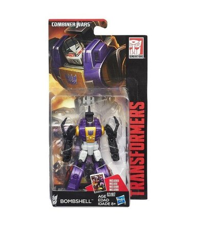 Transformers Generations Legends, Bombshell