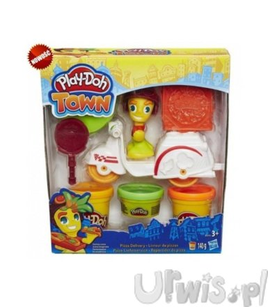 PlayDoh Mini pojazdy