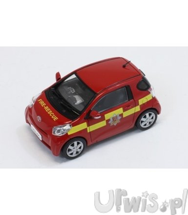 Toyota IQ Essex UK Fire