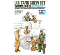 US Tank Crew European Theater