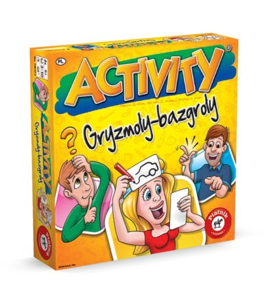 Gra Activity Bazgroły gryzmoły