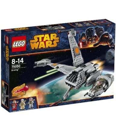 LEGO Star Wars B-Wing L-75050