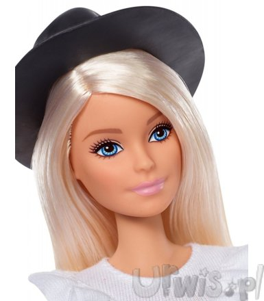Lalka BARBIE Fashionistas Happy Hipster
