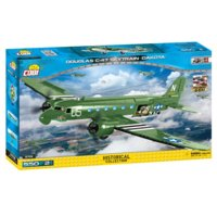 Klocki Historical Collection Douglas C-47 Skytrain (Dakota) D-Day