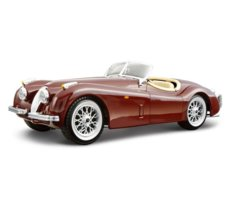 Jaguar XK 120 Roadster (1951) Kit