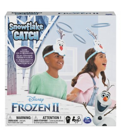 Gra Cardinal games Frozen 2 Snowflake Catch