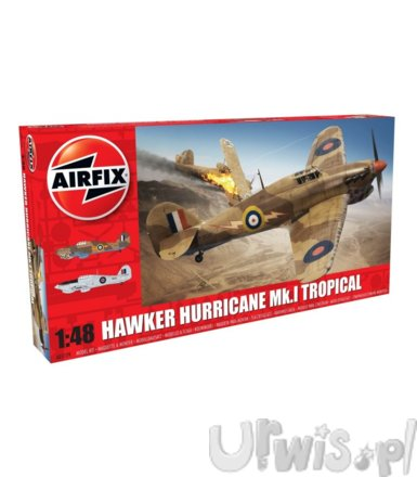 Hurricane Mk.I Tropical