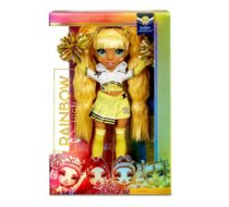Lalka RAINBOW High Cheer Doll, Sunny Madison