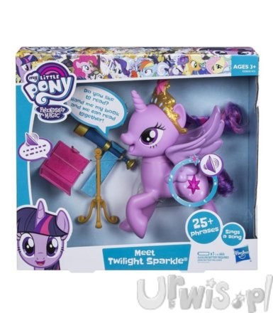 Figurka My Little Pony Magiczne Historie Twilight Sparkle
