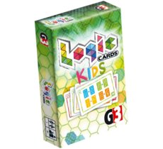 Gra Logic Cards - Kids (PL)