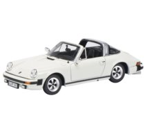 Porsche 911 Targa 1975 (grand prix white)