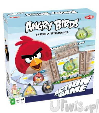 Gra Angry Birds Table Action