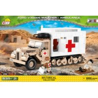 klocki Small Army Ford V3000S Maultier Ambulance