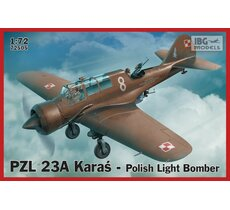 PZL 23A Karaś Polish Light Bomber