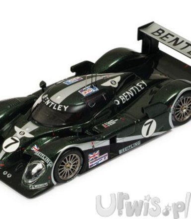 Bentley Speed 8 #7 G. Smith