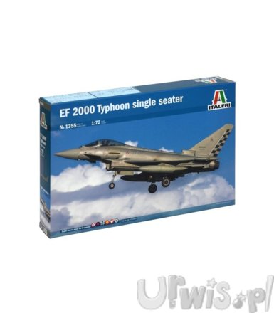 EF-2000 Typhoon single seater