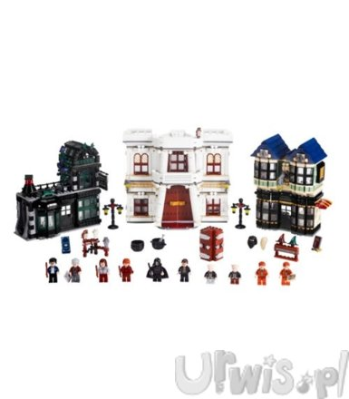 Lego Harry Potter - Ulica Pokątna 10217
