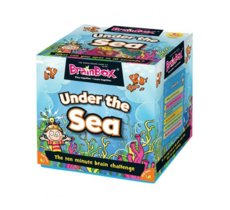 Gra BrainBox: Under Sea ANG