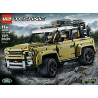 Klocki Technic Land Rover Defender