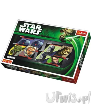 Gra Domino Clone Star Wars