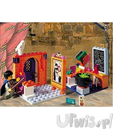 Lego Harry Potter Hogwar Classroom 4721