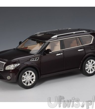 GLM Infiniti QX56 2011 (brown metallic)