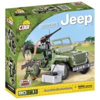 COBI Jeep Willys MB 90 k l.