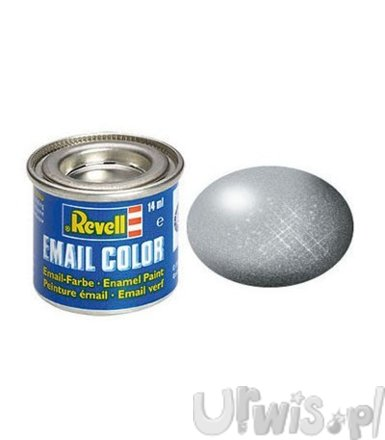 REVELL Email Color 90 Silver Metallic