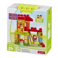 Treehouse Adventures Building Set