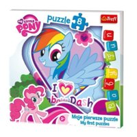 8 ELEMENTÓW Baby Fun, My Little Pony