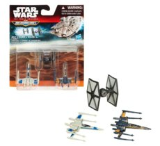 Star Wars E7 3-Pack, X Wing Dogfight