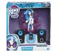 My Little Pony FIM DJ Pony