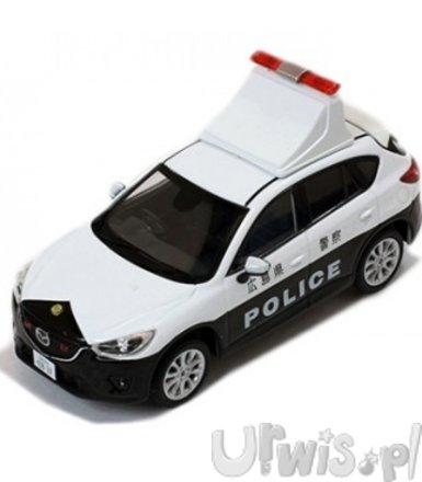 Mazda CX-5 Japanese Patrol Car 2013