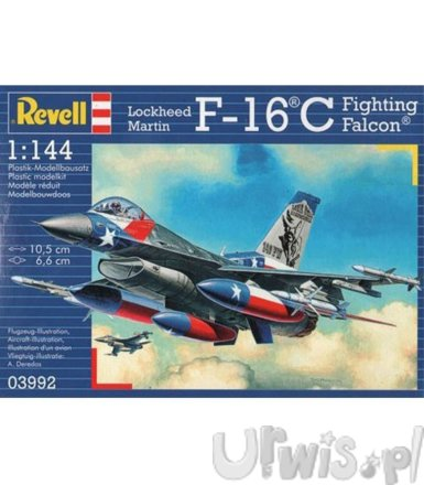 REVELL Lockheed Martin F -16C Fighting
