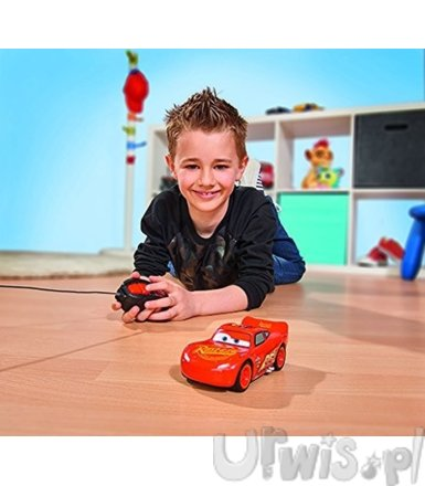 Dickie Cars 3 RC Zygzag McQueen 14 CM