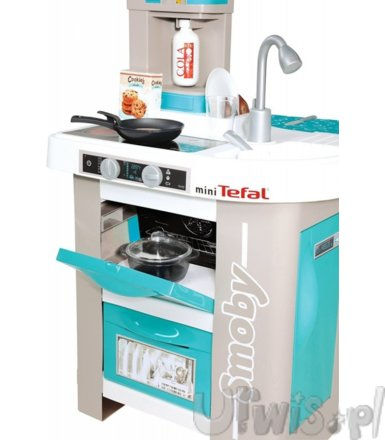 Smoby Kuchnia mini Tefal Studio Bubble