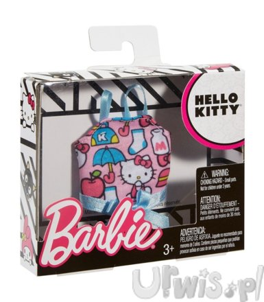 Barbie Hello Kitty różowy top