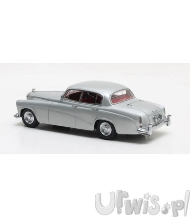 Bentley S2 Continental Sports Saloon Hooper 1959 (silver)