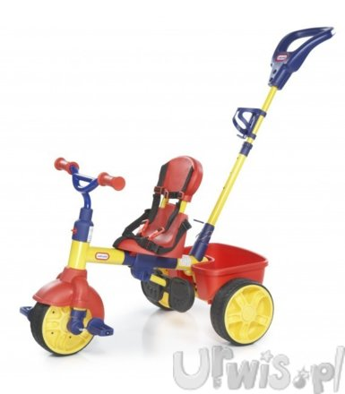 Little Tikes rowerek 4w1 Trike